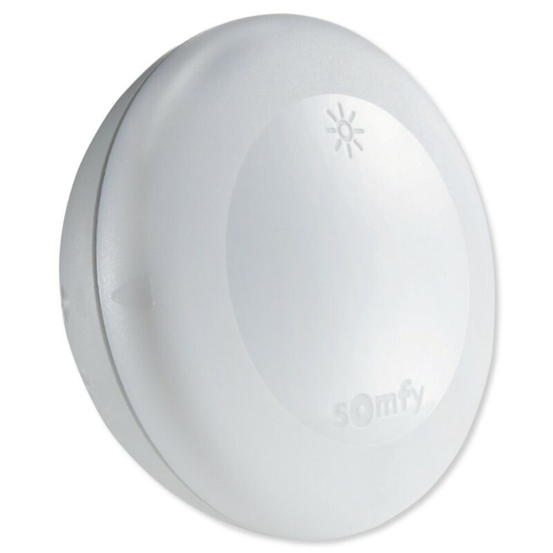 Somfy Sunis Outdoor Wirefree RTS Sun Sensor - 9020412 - Brand New