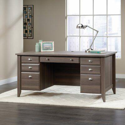 Sauder Shoal Creek Executive Desk 418656 Diamond