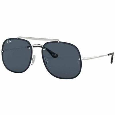 Ray Ban Blaze General Unisex Sunglasses w/Dark Grey Classic Lens RB3583N (Dark Lens Ray Bans)