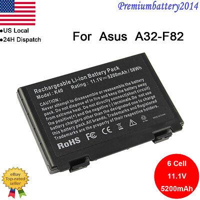 Laptop Battery For Asus K60 K60ij K61 K6c11 K601 K61ic K70ic K70ij K70io L0690l6