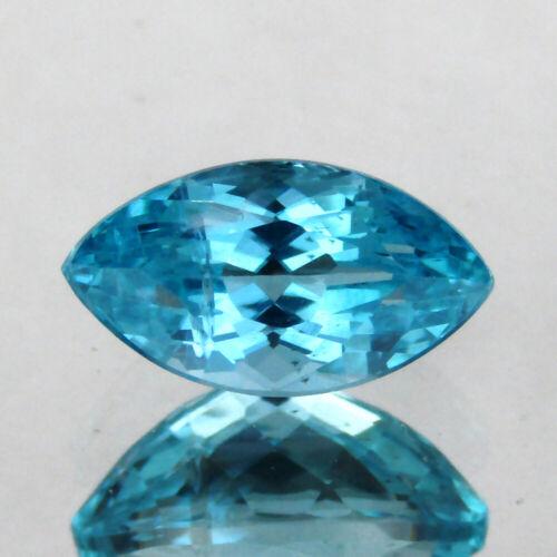 2.00CTS GLORIOUS MARQUIS SHAPE NATURAL PARAIBA BLUE APATITE LOOSE GEMSTONE VIDEO