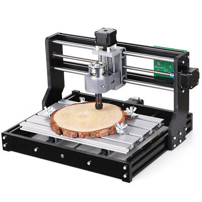 Cnc3018 Diy Router Kit 500mw Wood Engraving Milling Machine 3 Axis Er11 Collet