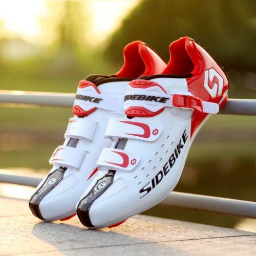 Cycling shoes men sidebike road racing road bike shoes self-locking atop bicycle