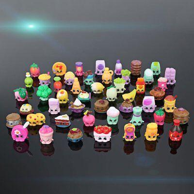 Random Lot of 50 Pcs Shopkins Of Season 6 Characters Shookins Figures Toy Gift