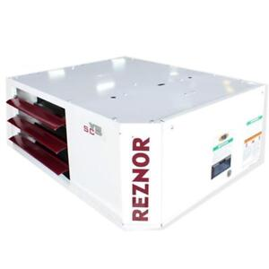 Reznor Garage Heaters & Furnaces on SALE with Installation! Free Quotes - Fully Licensed - Insured