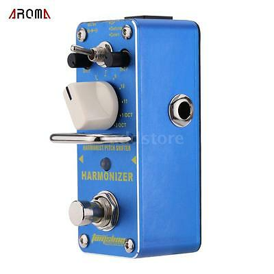 AROMA AHAR3 Harmonizer Harmonist/Pitch Shifter Electric Guitar Effect Pedal K3T1