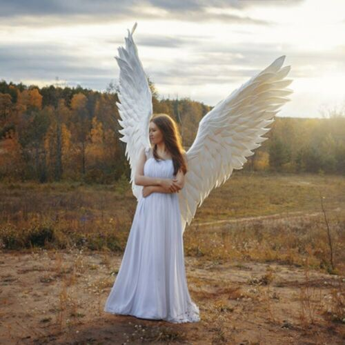 Halloween 3D Angel Devil Big Wings  Party Cosplay Accessories adult and children