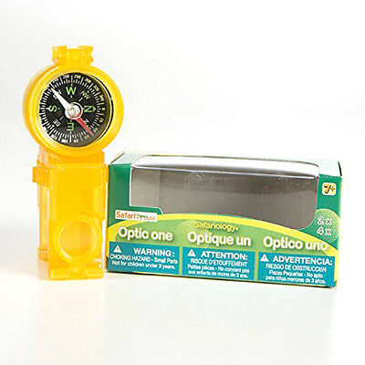- Safari Compass Monocular Binocular Signaling Mirror Tool - 4-Pack, Assorted Tran