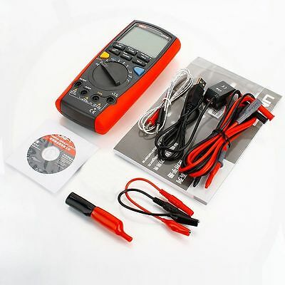 Uni-t Ut71b Intelligent Digital Multimeter Tester Meter Usb To Pc Lcr Ac Dc New