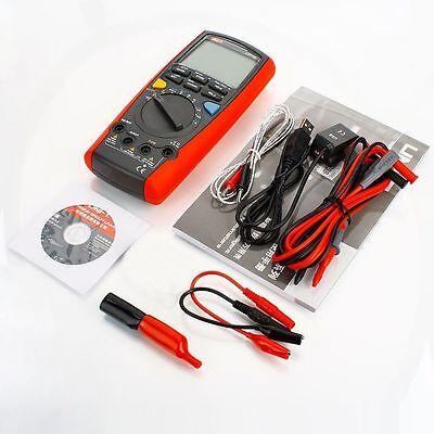 Uni-t Ut71b Intelligent Digital Multimeter Tester Usb To Pc True Rms Lcr Ac Dc
