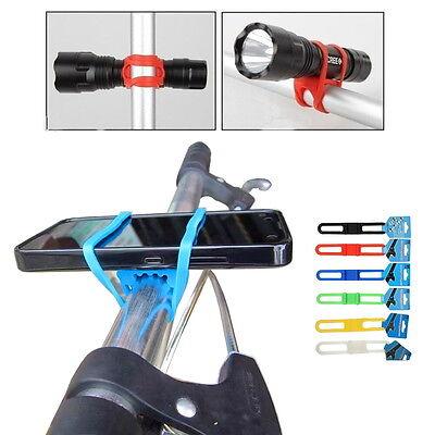 Handyhalterung Fahrrad Smartphone Handyhalter Fahrradhalterung Kinderwagen WEISS
