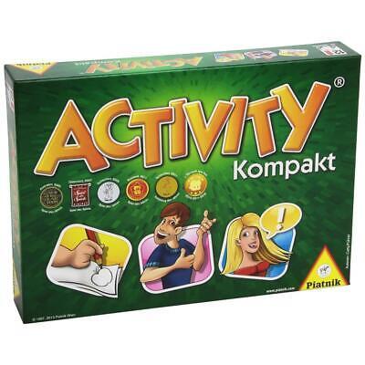 Piatnik Activity Original Kompakt Brettspiel Gesellschaftsspiel Kompaktspiel Set