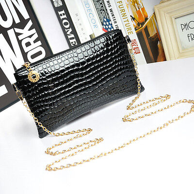 New Fashion Women Leather Messenger Crossbody Clutch Shoulder Handbag Boho Bag