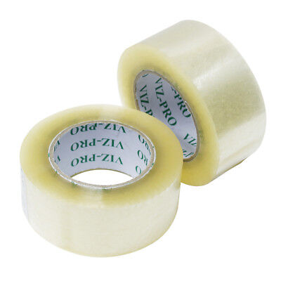 VIZ-PRO Clear Packing Tapes shipping carton Sealing tape 2