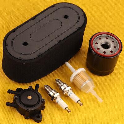 Air Oil Filter kit for Kawasaki 19-25HP V-twin Engines