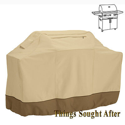 COVER for XLG CART STYLE BBQ GRILL Propane Charcoal Natural Gas Barbecue -
