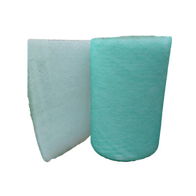 Msfilter Paint Spray Booth Exhaust Filter Roll 36x 300 Ft 15 Gram