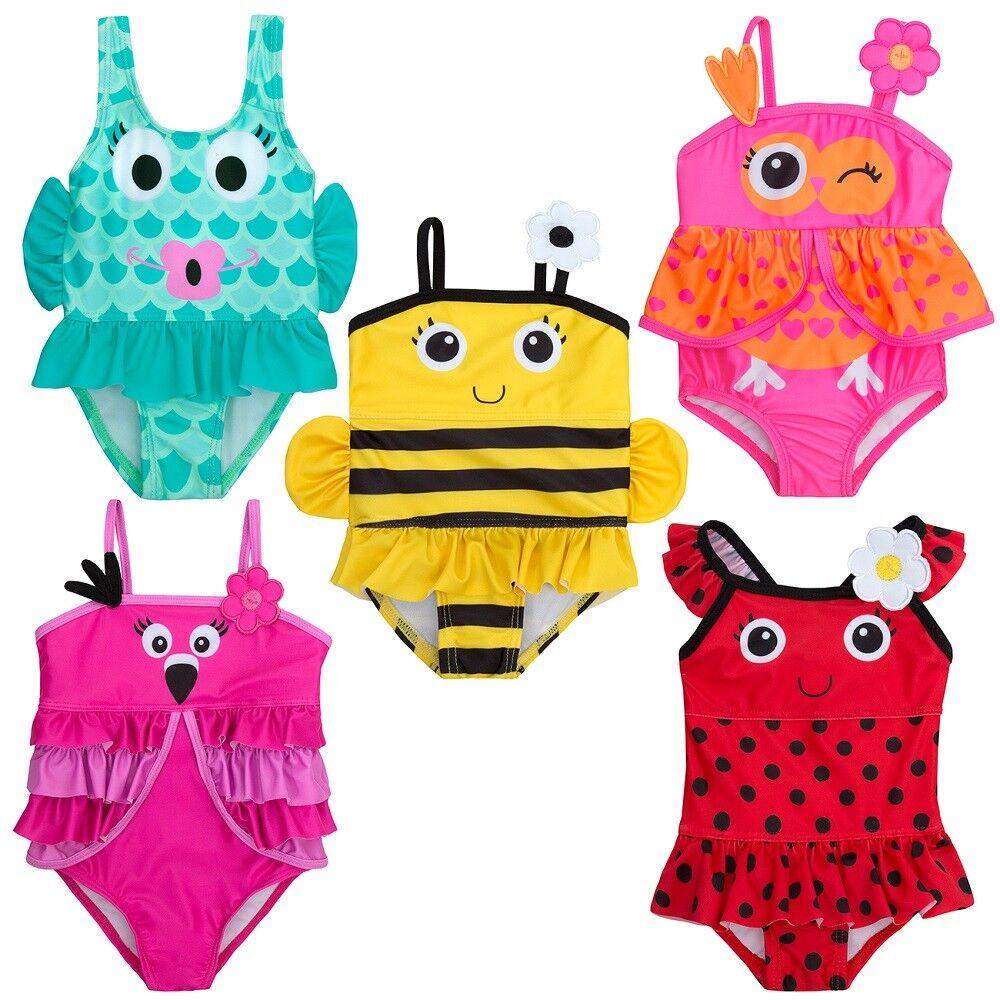 Badenzug *NEU*Baby Badeanzug Kinder Gr.3,6,9,12,18,24 Mo.u.2,3,4,5,6 J.Bademode