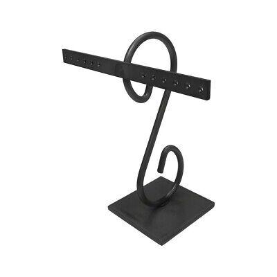 6 Pair Earring Display Jewelry Display 7 High Raw Steel Fixture Retail