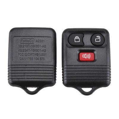1x Keyless Entry Key Remote Fob Shell Clicker Transmitter Control Alarm For Ford comprar usado  Enviando para Brazil