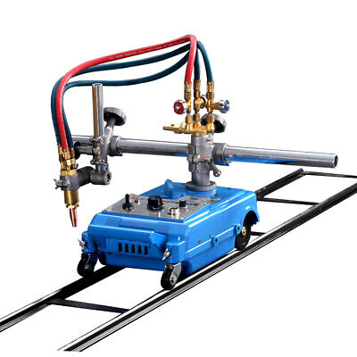 Cg1-30 Track Torch Flame Gas Cutting Machine 110v Torch Track Burner 6ft Track