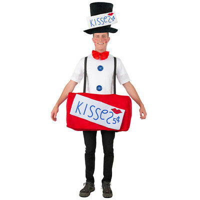 Adult Kissing Booth Halloween Costume