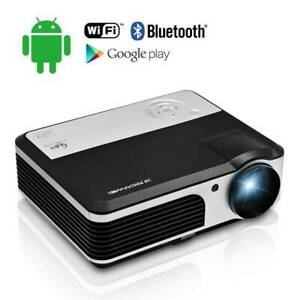 HD Projector Home Cinema LED WiFi Movie Video Bluetooth Sydney City Inner Sydney Preview