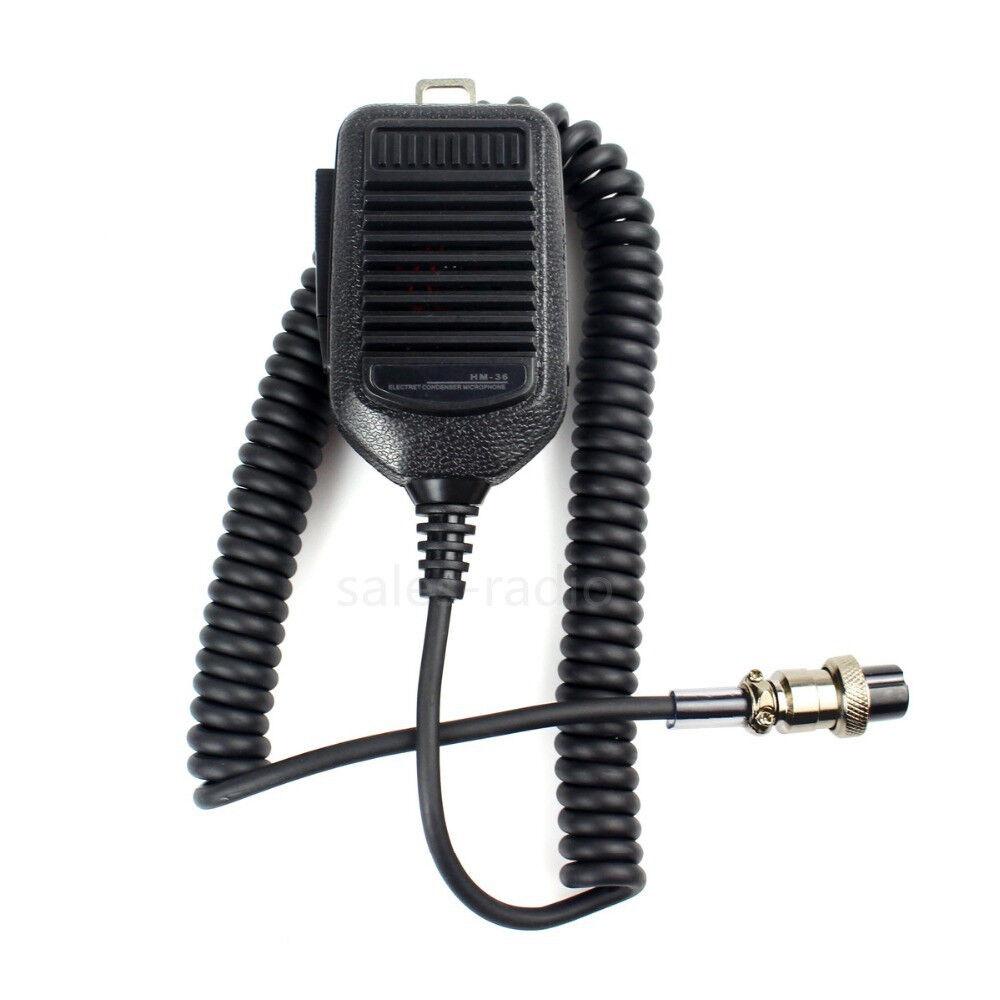 HM-36 8pin Microphone ICOM  IC-2400  IC-7400 IC-7410 IC-7700 IC-9100 Ham Radios