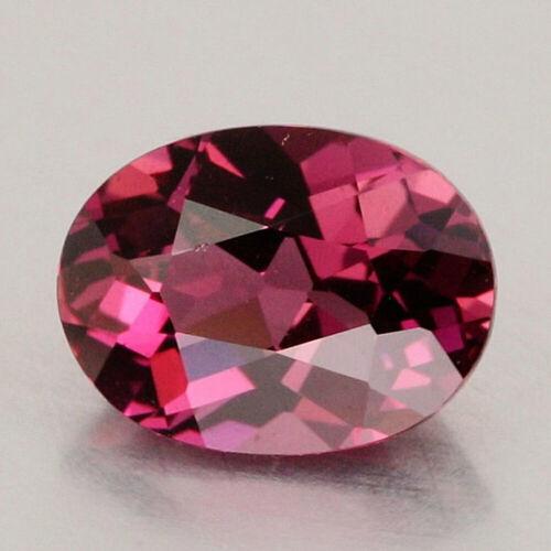 Video_1.12cts_Natural Malaya Garnet_Tanzania_Vivid Cherry Pink Hue_Oval_2p1102