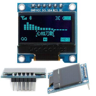 0.96 6pin Oled Display Module 128x64 Spiiic I2c Blue For Arduinoraspberry Pi