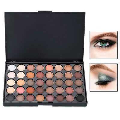 40 Farben Eyeshadow Make-Up Set Glitzer Schminke Shadow - Make Up Palette