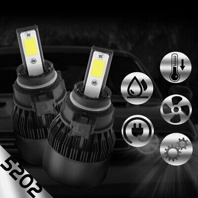 XENTEC LED HID 6K Foglight Conversion kit 5202 12276 H16 Ram Dakota 2010-2012