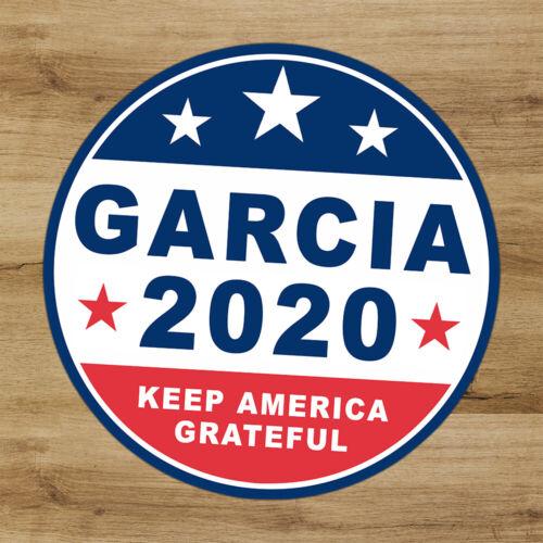 Grateful Dead Deadhead Jerry Garcia Vote 2020 Keep America 4 in vinyl sticker