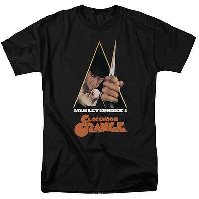 A Clockwork Orange Movie POSTER Licensed Adult T-Shirt All Sizes