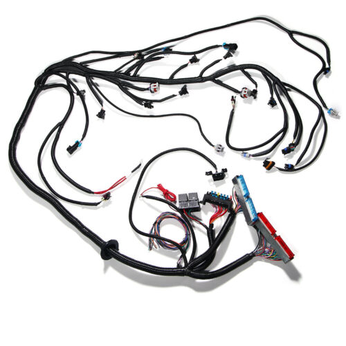 Standalone Wiring Harness With T56 or Non-Electric Trans