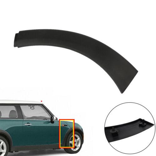 BMW Mini r50 Bumper Cover Trim RIGHT Front moulding molding rh side Chrome