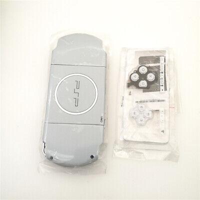 Weiß Gehäuse Hülle Case Faceplate Ersatz für Sony PSP 3000 console- White Sony Faceplate Case