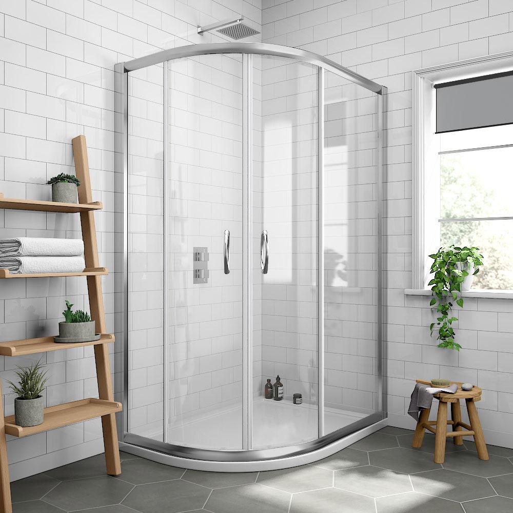 LH offset shower enclosure 1200x800 | in Maybole, South Ayrshire ...