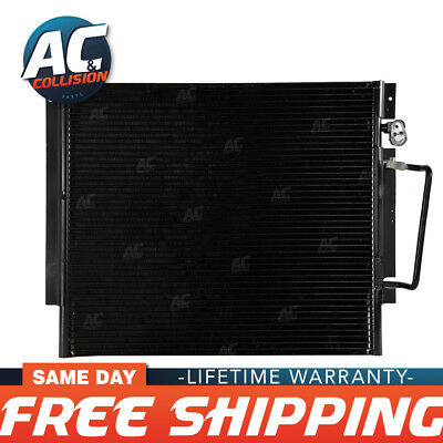 COG229 AC Condenser for Chevrolet Colorado GMC Canyon 04 05 06 07 08 09 10 11 1