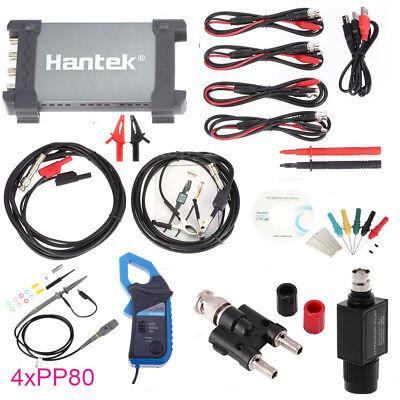 Cc650 Hantek 6074be Diagnostic Tool Usb 4ch 1gsas 70mhz Auto Car Oscilloscope