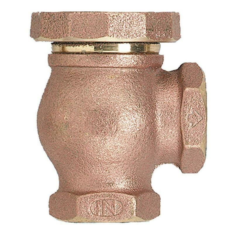 Orbit 3/4 in. Brass Atmospheric Vacuum Breaker 51059