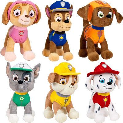 er Stofftier Plüsch Figur Kuscheltier Rettungshund ab 17,90€ (Paw Patrol Hunde)