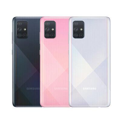 """Samsung Galaxy A71 (SM-A715F/DS) 8GB / 128GB 6.7"""" FHD+ Factory Unlocked By USPS"""