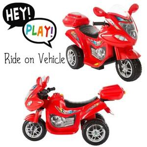 NEW Hey! Play! 80-FL238D-R Ride on Vehicle Condtion: New