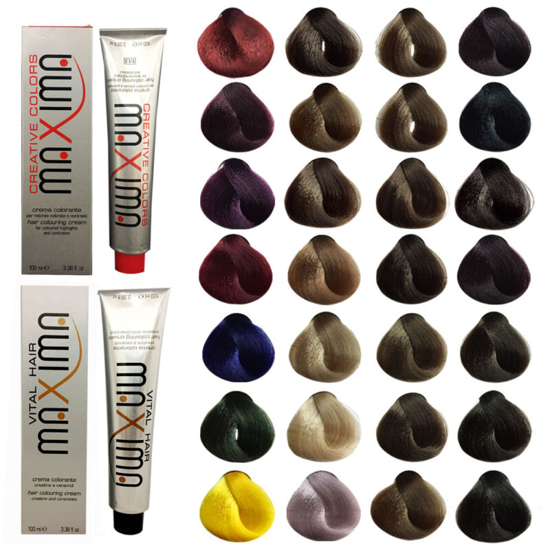 Палитра максима краска для волос