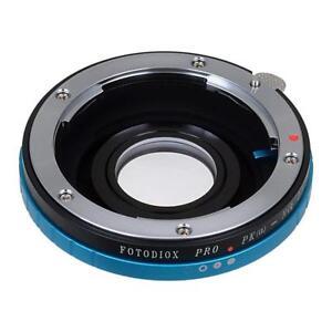 Fotodiox Lens Mount Adapter, Pentax K Lens to Nikon Camera, for Nikon  Condition: New