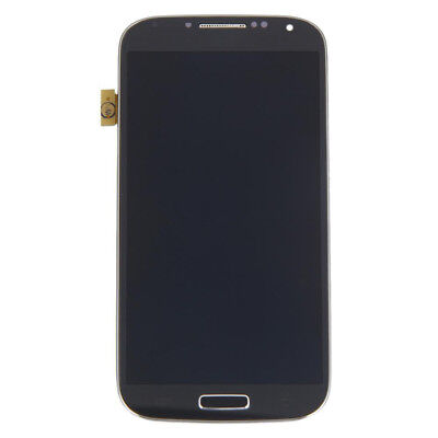 Für Samsung Galaxy S4 i337 M919 i9500 i9505 LCD Bildschirm Touch Digitizer Kit