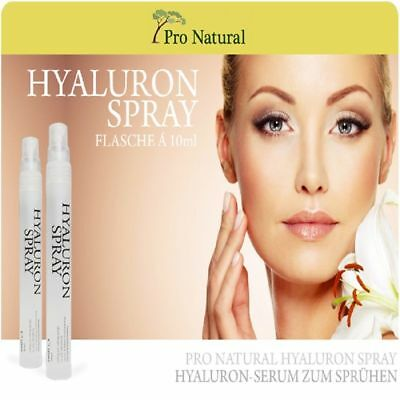 3 Stück Anti-Aging Serum Anti-Falten Gesicht Haut+ Anti-aging Hyaluron Spray - 3 Stück Gesicht