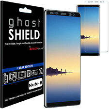 TECHGEAR (TPU) FULL COVERAGE Screen Protector Cover for Samsung Galaxy Note 8