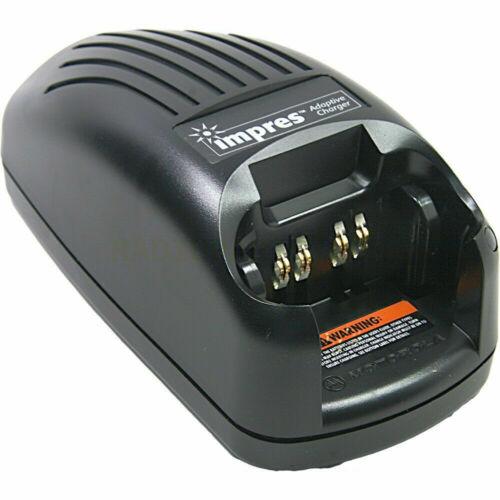 NEW MOTOROLA WPLN4114AR Impres Radio Battery Charger XTS5000 XTS3000 XTS2500